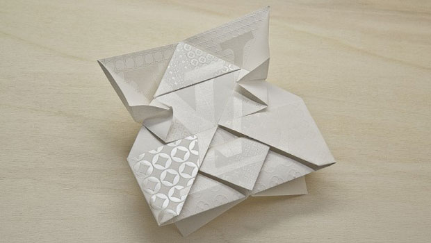 Louis-Vuitton-Invitation-Origami