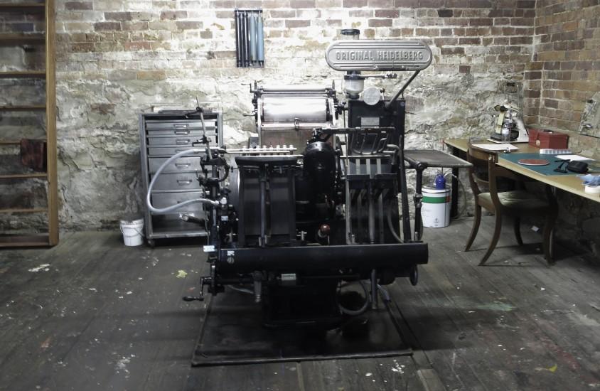 letterpress hedeilberge